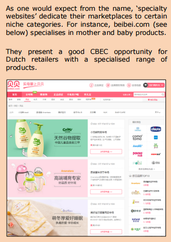 Chinese cross border ecommercer strategy