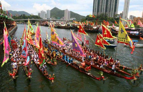 Dragon boat festival China e-commerce calendar
