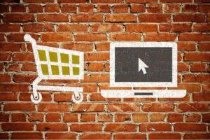 Alibaba, JD.com; e-market
