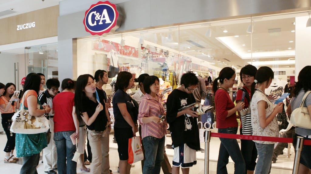 CandA Digital marketing strategy china