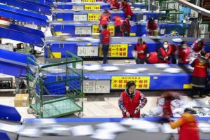 China; Online Consumers