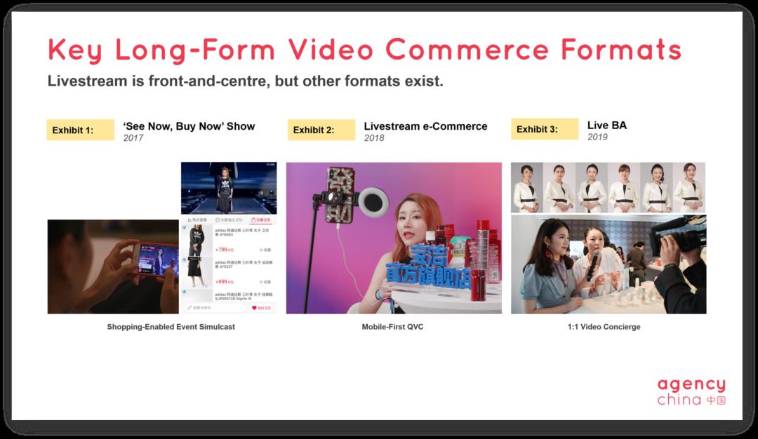 China livestream e-commerce slide 5