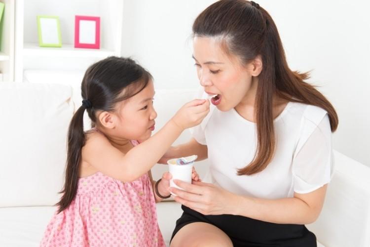 China's growing yoghurt market