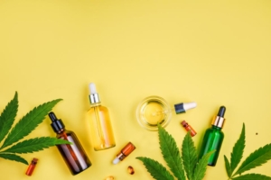 CBD Skincare in China